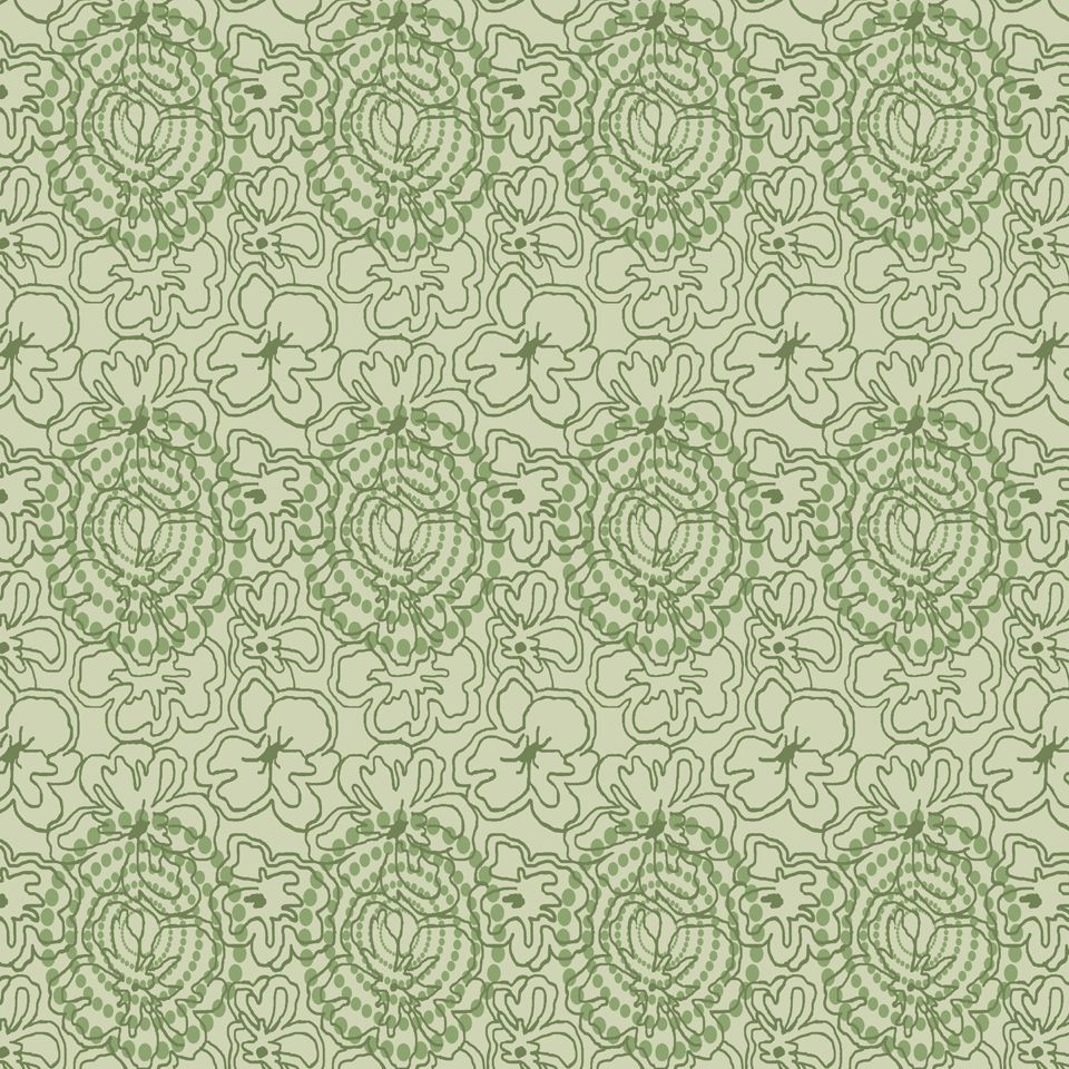 Green bed sheets texture - Bed Sheets